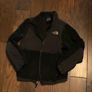 The North Face Boys Denali Fleece Coat. M (10-12)